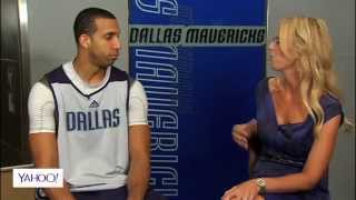 Yahoo Sports Radio: Dallas Mavericks Brandan Wright Interview with Elissa Walker Campbell