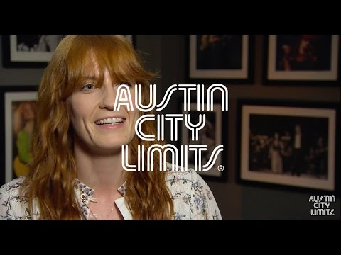 Austin City Limits Interview with Florence + The Machine (2016)