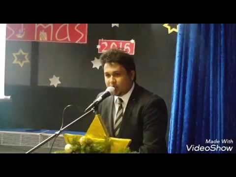 St.joseph's international college (milan italy)annual christmas celebration23-12-2016(part 04)