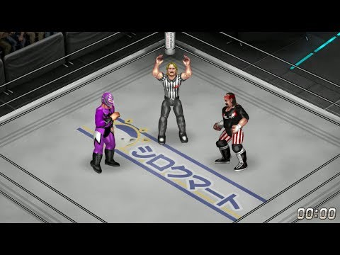 NL Live - Fire Pro Wrestling World FIRE PROMOTER [Part 5]