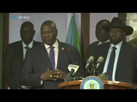 Dozens wounded as fighting continues in capital South Sudan