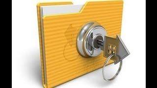 Как установить пароль на папку и спрятать файлы (Win)