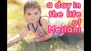 JWOWW YouTube Takeover - A Day In The Life of Meilani