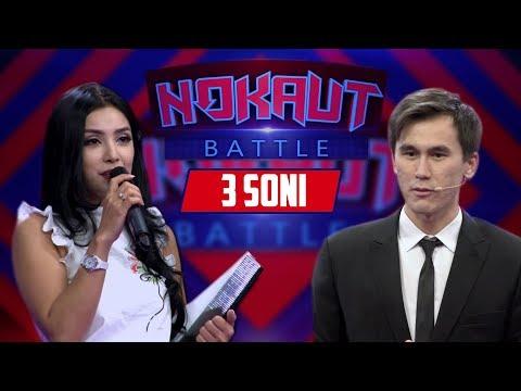 Nokaut Battle 3-soni (30.09.2017)