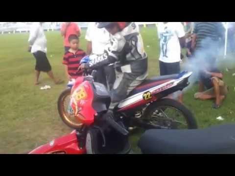 Giải đua xe 125cc Trà Vinh 2012