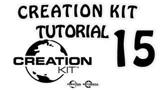 Creation Kit Tutorial №15 - Создание квеста (часть 2)