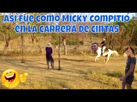 Así son las carrera de cintas a caballo en El Salvador🐎 Que felices van los Jrs con la Plaga. P 11