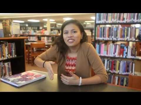 East Aurora High School's Cynthia Ramos