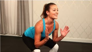 How To Do A Squat Correctly, Fitness Basics, Fit How To