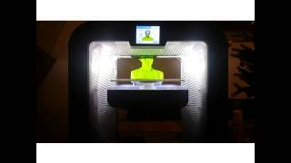 Printing a 3d face with cube 3 3d printer