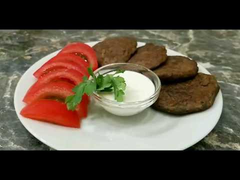 Оладьи из печени и кабачков. Печеночные оладушки с кабачками.