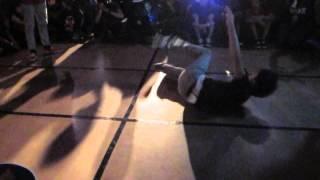 Deuces Wild 45's Edition 2012 | Bboy Prelims | Noony and Vong vs Lost Ninjas