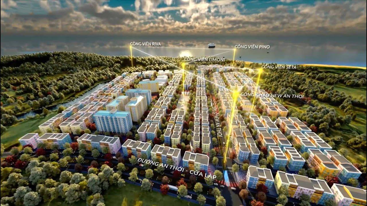 Sun Grand City New An Thới - Sắp ra mắt 62 căn Shophouse Gateway
