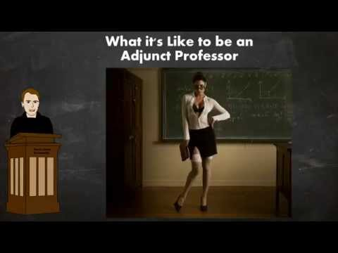 What the Hell is it Like to be an Adjunct?!