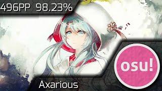 Axarious - Konuko - Toumei Elegy [Ultimate Reverberant Gonkanau] (98.23%) 496pp