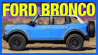 Building My 2021 Ford Bronco