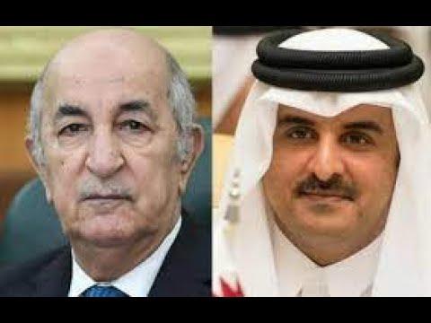 قطر و عصابة اولاد لحرام الحاكمة في الجزائر Qatar au secours du gang des voyous d'Alger