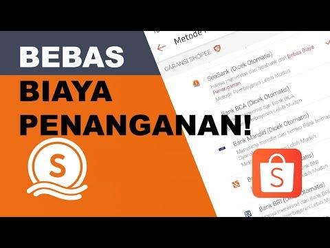 Cara Menggunakan Seabank untuk Belanja Shopee Bebas Biaya Penanganan