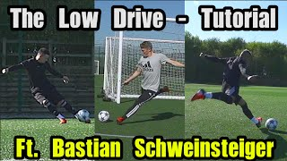 The F2 & SCHWEINSTEIGER Teach The LOW DRIVE! - EPIC Tutorial | F2Freestylers