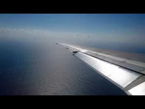 Arriving to Fort Lauderdale–Hollywood International Airport
