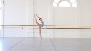 Ballet Zaida Dance Clips: Miko Fogarty Attitude 2/23/15
