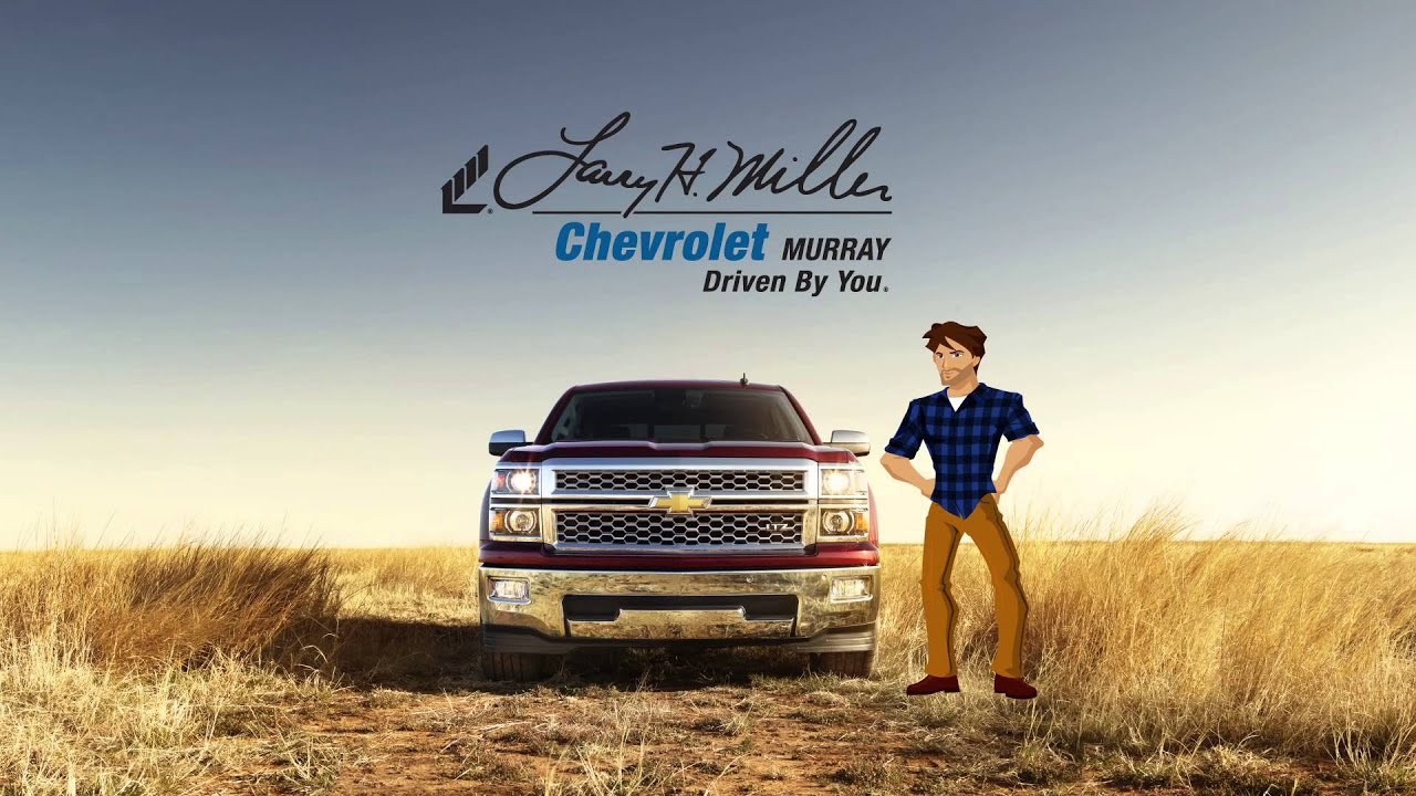 Manly Trucks At Lhm Chevrolet Murray