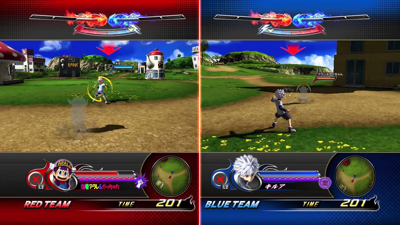 J Stars Victory Vs 2 Player Split Screen Offline Mode Only Youtube Game Ps4
