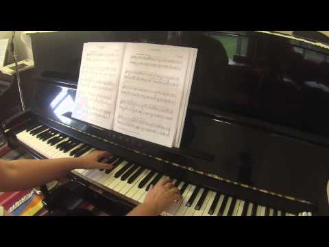 After the Rain  Joanne Bender RCM piano grade 4 repertoire 2015 Celebration Series