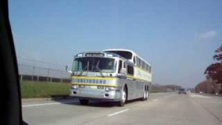GMC Greyhound Scenicruiser PD4501-771 Video #3