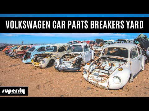 Small Car Connection, the worlds largest VW Breakers Yard - Interview