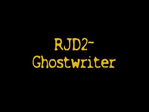 RJD2-Ghostwriter (High Quality)