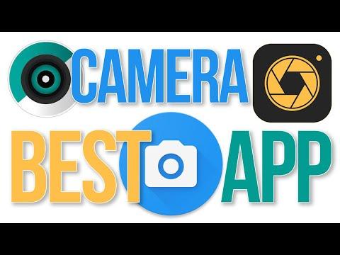 แอปถ่ายภาพสำหรับมือถือที่ทุกคนต้องมี Top 3 Best Camera Apps By Mr Gabpa