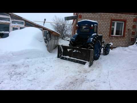 Самодельный трактор т 40 6 фотография