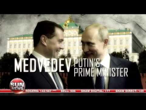Gazprom: Putin