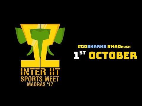 Inter IIT Sports: Madras Sharks   IIT Madras Aquatics Team