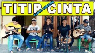 Gambar cover TITIP CINTA - Akustik Dangdut Koplo version | Ona Sutra | CTR Musik