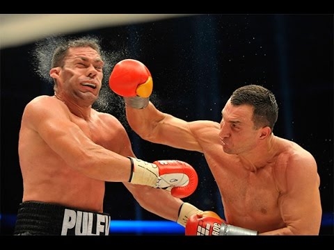 Legendary Boxing Highlights: Klitschko vs Pulev