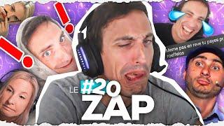 LE ZAP #20 - QUAND NORMAN GENIUS S'ILLUSTRE EN LIVE