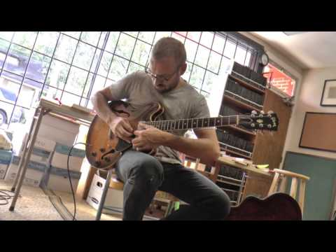 JAMES GILMORE AND VATTEL CHERRY - Perceiver of Sound League Acoustic Improvisation #17