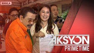 Ilang artista at kilalang opisyal, sasabak muli sa local elections