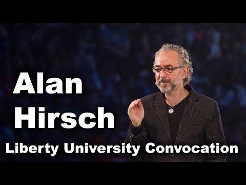 Alan Hirsch - Liberty University Convocation