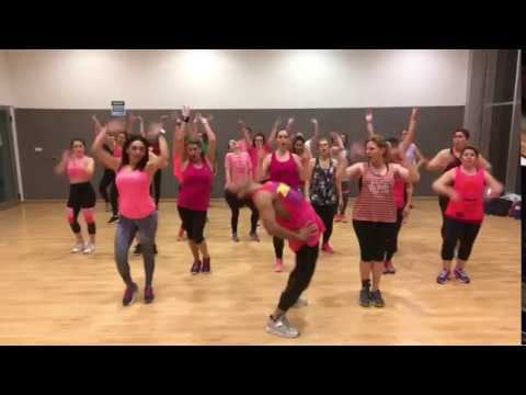 """Zumba X Meghan Trainor - Official """"No Excuses"""" Zumba By Cesar Moquete Choreo Video"""