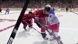NHL 14 - Physics Gameplay Trailer (PS3, 360)