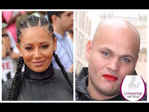 Mel B. FAKE Public Stunt to AVOID Paying Ex- Husband Stephen Belafonte $40,000 A Month!
