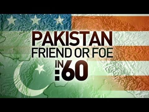 REAL DEAL: Pakistan Friend or Foe in :60
