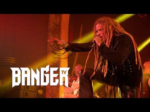 KORPIKLAANI'S Jarkko Aaltonen interview on being a happy metal band