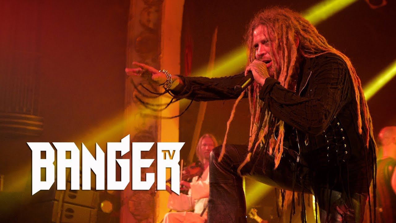 KORPIKLAANI'S Jarkko Aaltonen on being a happy metal band episode thumbnail