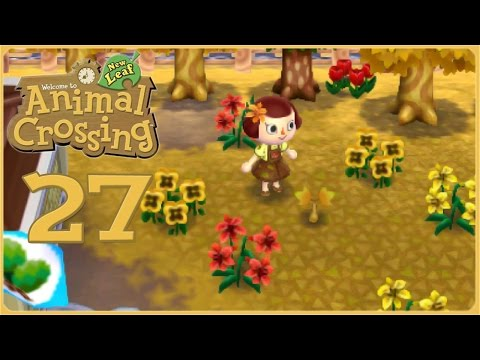 Sapling Hopes for Perfect Apple Jam • Animal Crossing: New Leaf - Episode #27