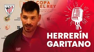Gaizka Garitano e Iago Herrerín | post Elche CF 1-1* Athletic Club I Dieciseisavos Copa 2019-20