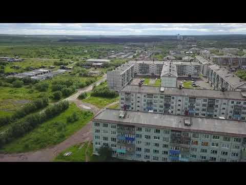 Воркута, июль 2019, пос. Северный.
